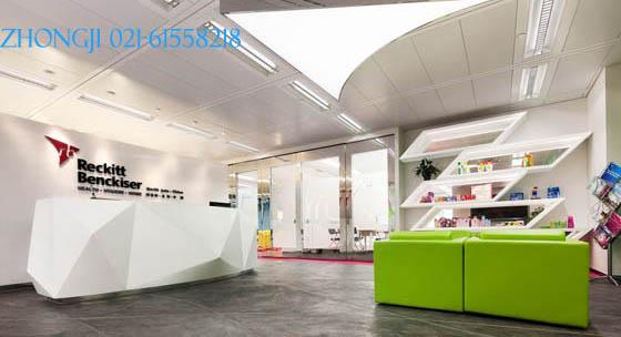 北亚利洁时英国洲总部办公室装修设计建房:美式自说明屋设计效果图图片